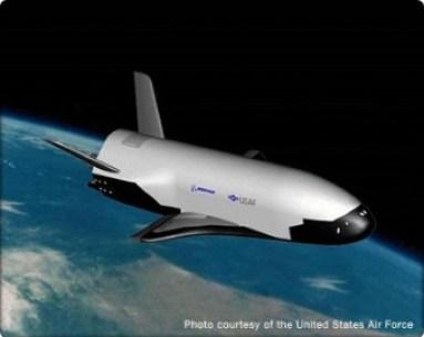 X-37 B