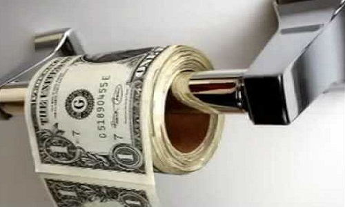 money in the world