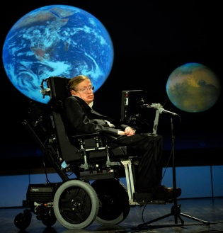 stephen hawking's computer - Gadgets Designed For People With Disabilities