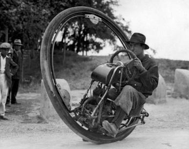 Mono Wheel