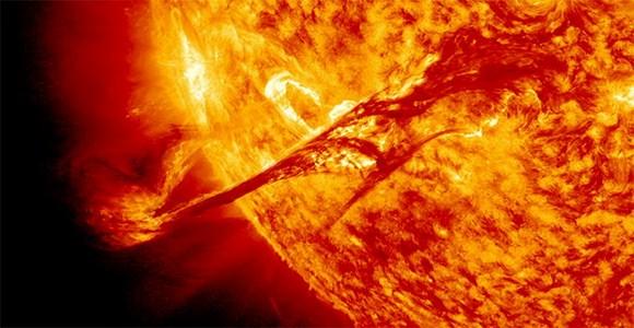 Sun death - no explosion