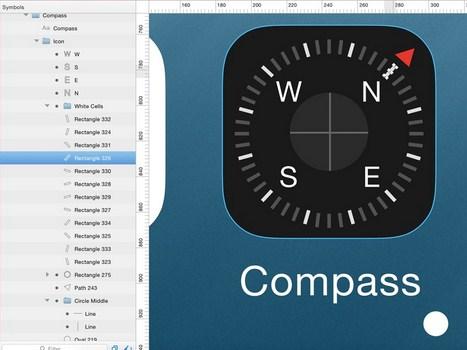 iOS 8 UI kit