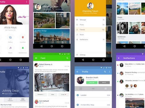 Android UI Kit
