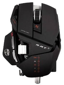 Mad Catz R.A.T. 9 Professional Mouse