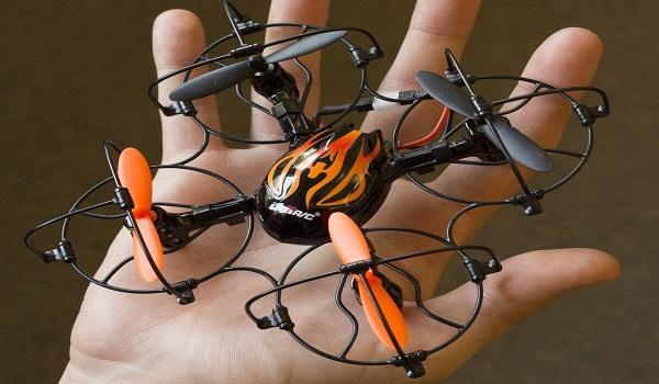 Micro Gyro Quadcopter