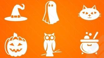 Halloween Vector Icons