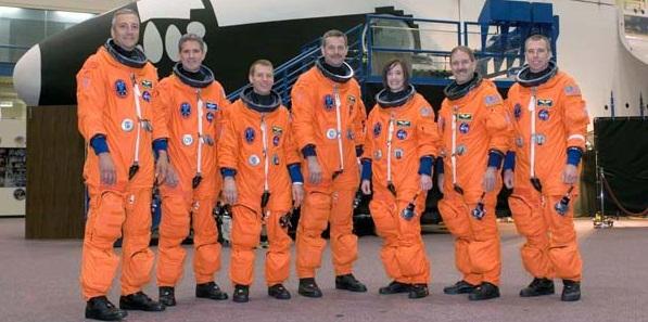Advanced Crew Escape Suit