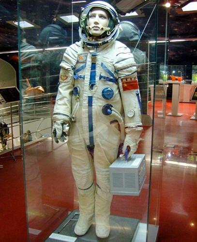 Sokol space suit