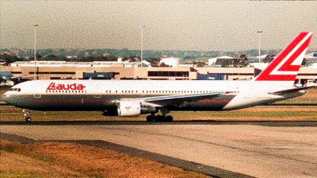 Lauda Airline Flight 004