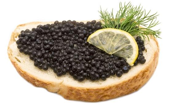 Iranian Beluga Caviar