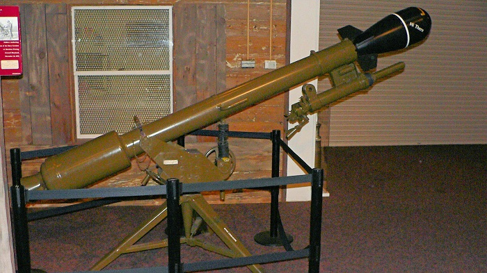 M-29 Davy Crockett Nuclear Bazooka