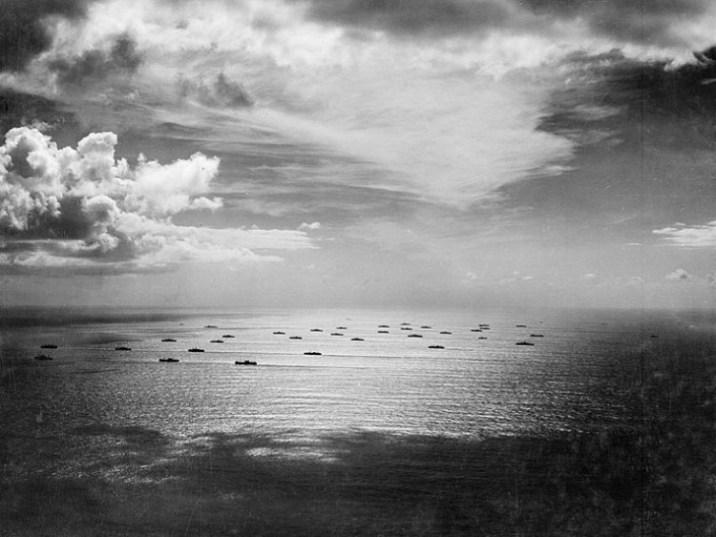 The Casablanca convoy