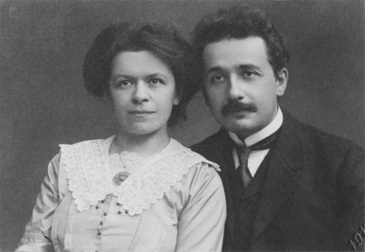 Einstein and maric
