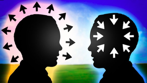 introversi dan ekstroversi