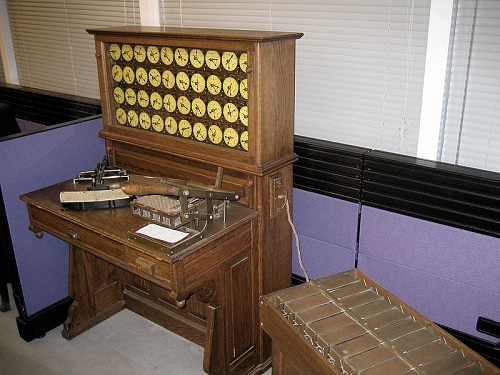 tabulating-machine