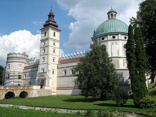 Krasiczyn Castle