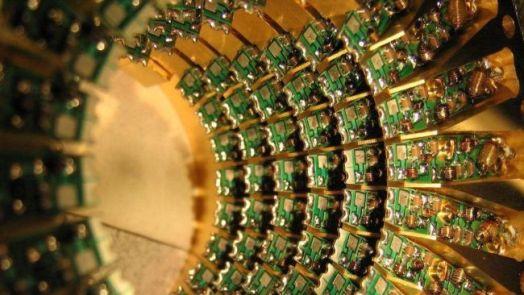 Latest quantum computer chip