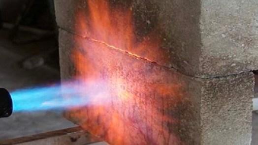 NASA Invention - Fire Resistant Reinforcement