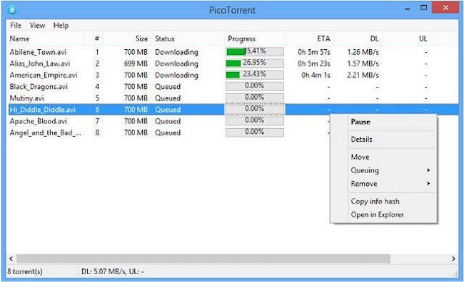 15 Best uTorrent Alternative to Download Torrents - RankRed