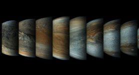 Juno Probe Images