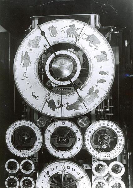 The Sørnes Clock