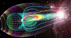We Are Living In A Magnetic Universe