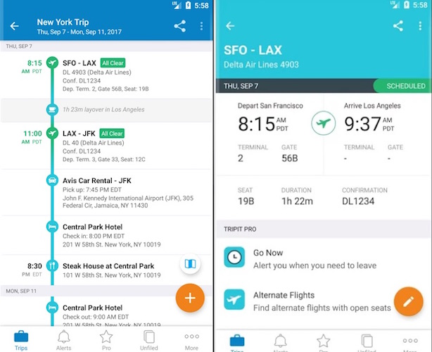 18 Best Travel Apps of 2019 | For Android and iOS - RankRed