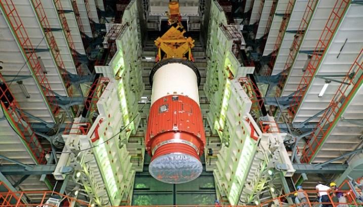 Satellite Launch Fails ISRO