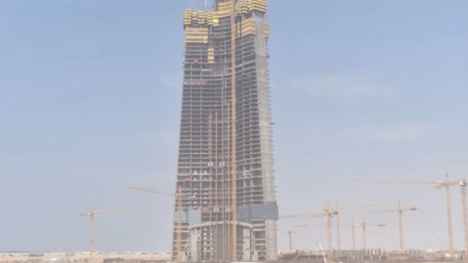 progress update jeddah tower
