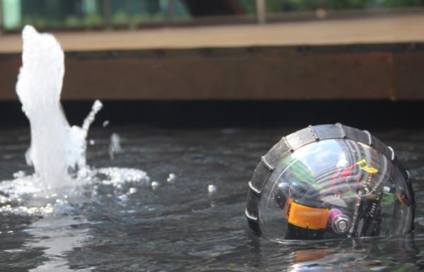 spherical robot