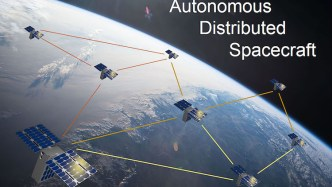 distributed spacecraft
