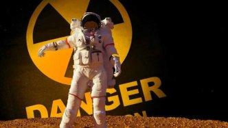 Space Radiation Causes Astronauts To Lose Bone