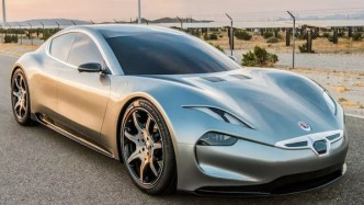 fisker - Electric Cars Powered By Solid State Battery