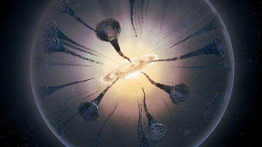 Speed Of Dark Matter