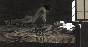 bad dream - Facts About Sleep Paralysis
