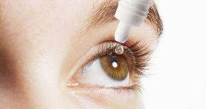 Vision Enhancing Nanodrops