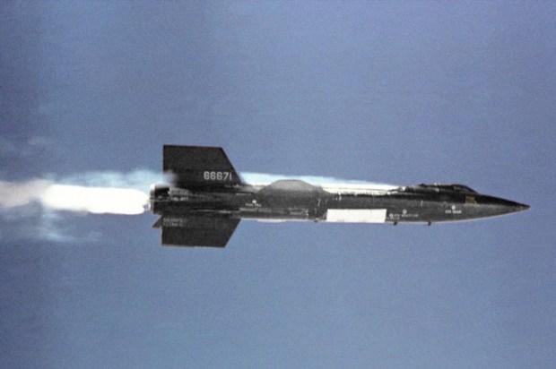 X-15 flight