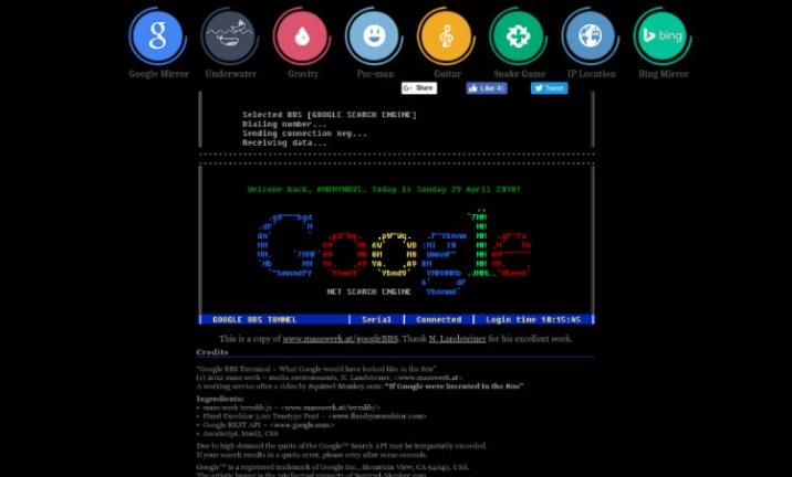 baris perintah google