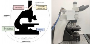 Google Augmented Reality Microscope