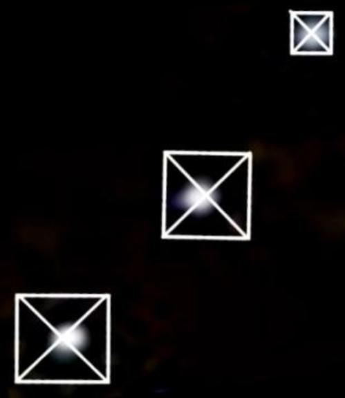 Orion pyramids