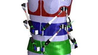 Robotic Spine Exoskeleton