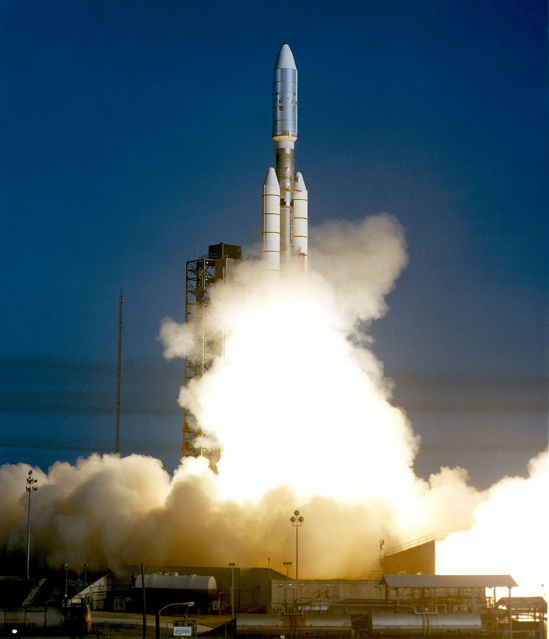 Voyager 1 launch
