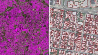 Ai can map every building in the US