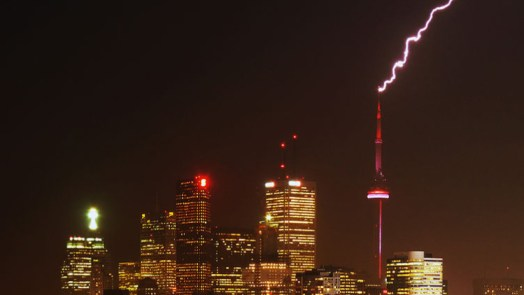 Facts about CN Tower
