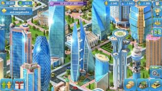 best city building games - megapolis