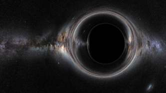fastest growing supermassive black hole -J2157-3602