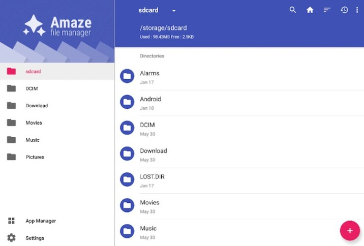15 Best Android File Manager And File Browser Apps of 2019 - RankRed