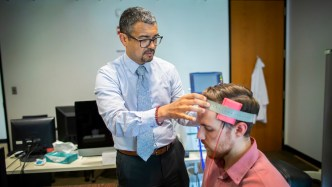 Brain Stimulation to reduce intention to commit voilent acts