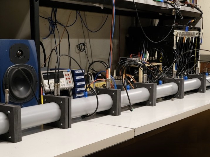 Scientists Guide Sound Waves