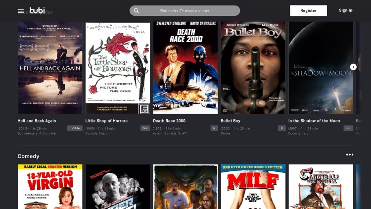 18 movies download